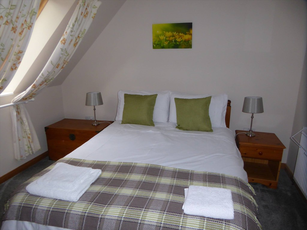 Woodend Double Room